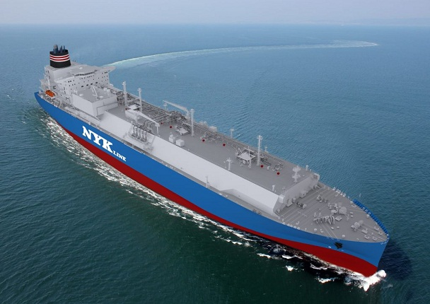 NYK to Build Three More LNG Carriers for Mitsubishi 1