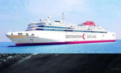 MV Visborg Sets New Benchmark In Danish Design, Swedish Sustainability And Chinese Construction 8