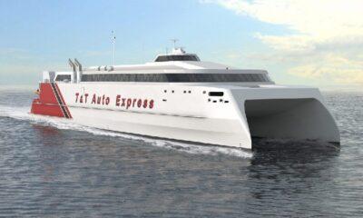 Austal to Build Catamaran for Trinidad and Tobago 5