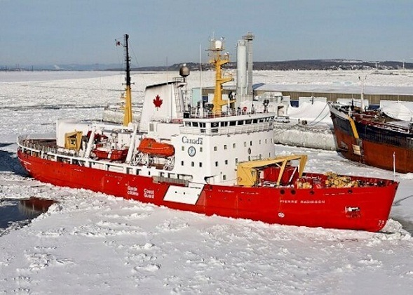 Canadian Coast Guard Adds To Its Icebreaker Fleet For First Time In 25 Years 1
