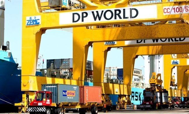 DP World And SMS Group Join Hands To Revolutionise Global Port Logistics 1