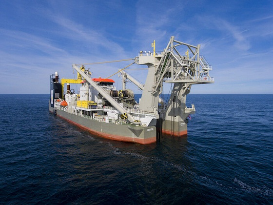 Boskalis Strengthens Its Offshore Cable Installation Position Through German Acquisition 5
