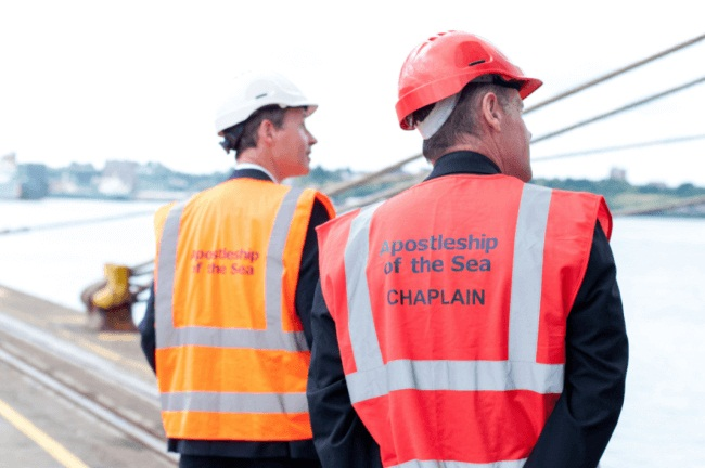 Seafarers' Charity Provides Support For Stowaway Ship Crew 1