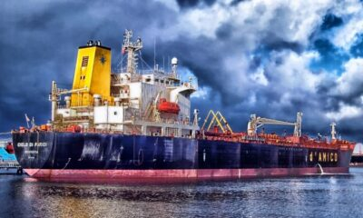 d'Amico Inks Sale and Leaseback Deal for MR Tanker 6