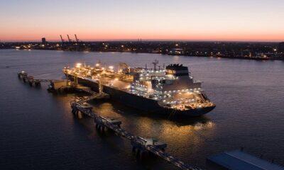 Höegh LNG Takes Delivery of FSRU Number Nine 7