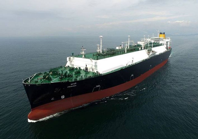 NYK Concludes Long-Term Charter Agreement For Two LNG Carriers With Total 5