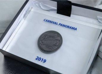 "Photos: Carnival's New Ship ""Panorama"" Launched At Fincantieri Shipyard, Marghera 9"