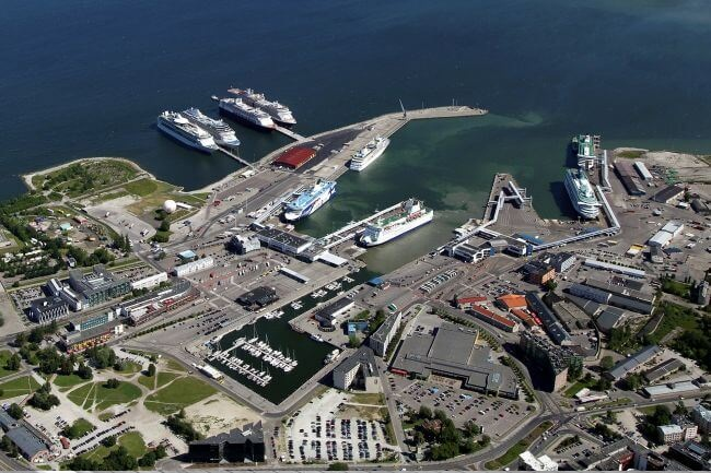 Port Of Tallinn Rewards Emission-Reducing Ships With Discount On Tonnage Fees 5