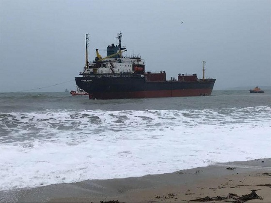 Detained Russian Ship Kuzma Minin To Be Moved Within Falmouth Harbour 5