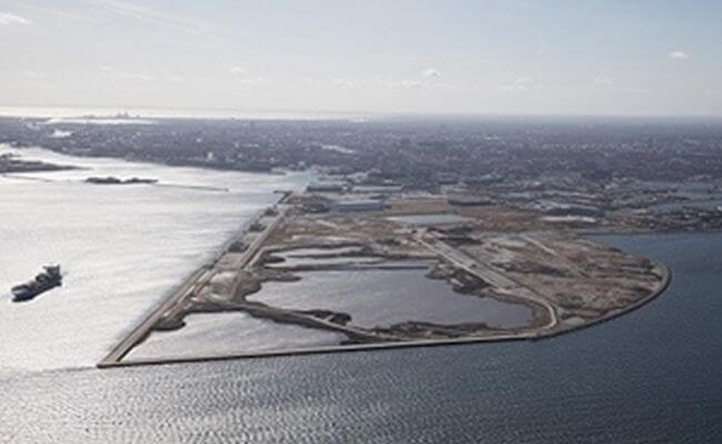 Denmark's Most Modern Container Port Under Construction 5
