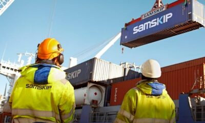 Samskip's UK Investments Secure Supply Chain amid Brexit 7