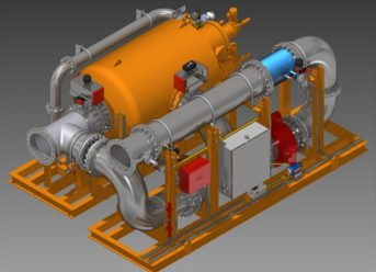 Wärtsilä Aquarius EC Ballast Water Management System submitted for USCG Type Approval 3
