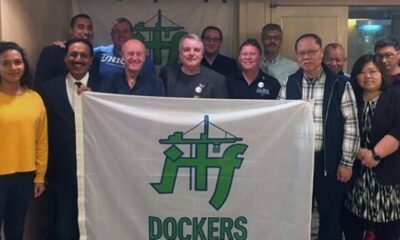 ITF Dockers' To Launch Aggressive Plan To Improve Safety: Hutchison First In Sight 8