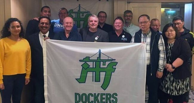 ITF Dockers' To Launch Aggressive Plan To Improve Safety: Hutchison First In Sight 4