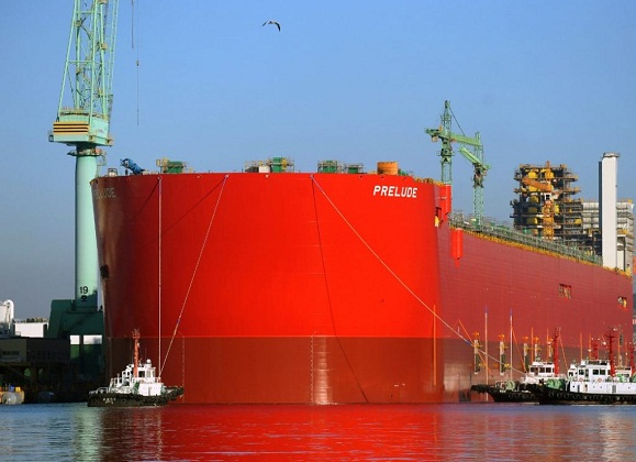 World's Largest FLNG Facility Starts Production 5