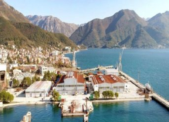 Damen, Adriatic Marinas And Montenegrin Government Sign Contract For Redevelopment Of Bijela Shipyard 6
