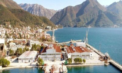 Damen, Adriatic Marinas And Montenegrin Government Sign Contract For Redevelopment Of Bijela Shipyard 14