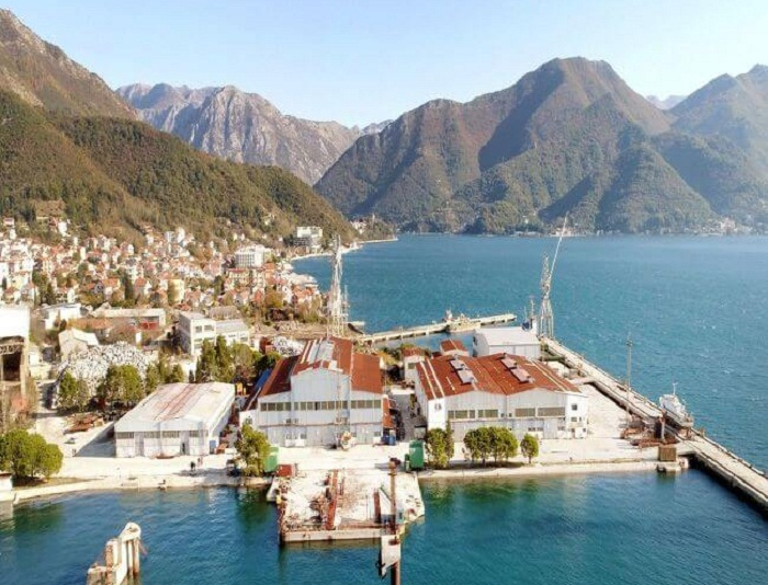 Damen, Adriatic Marinas And Montenegrin Government Sign Contract For Redevelopment Of Bijela Shipyard 11