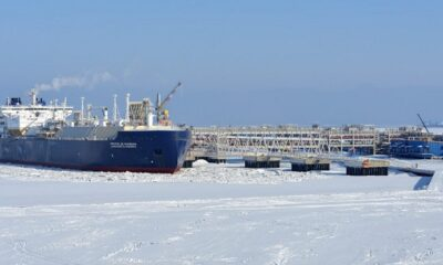 Yamal LNG Boasts Full Capacity 7