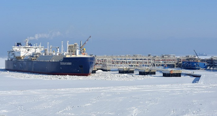 Yamal LNG Boasts Full Capacity 1