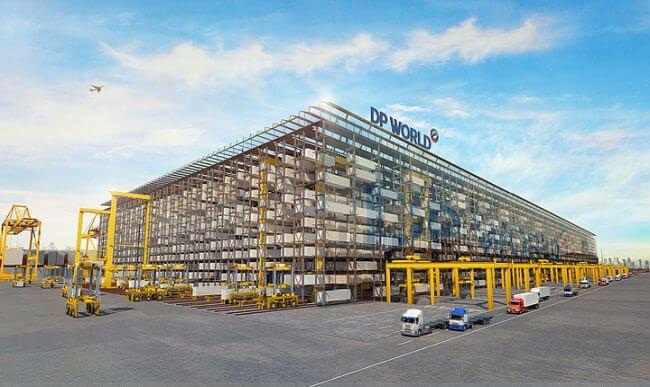 World's First High Bay Container Storing System To Be Ready For 2020 World Expo In Dubai 1