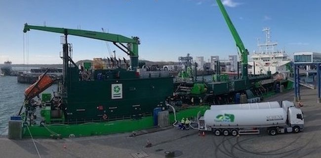 Uniper And Titan LNG To Cooperate Boosting LNG Wilhelmshaven Terminal Functionality 5