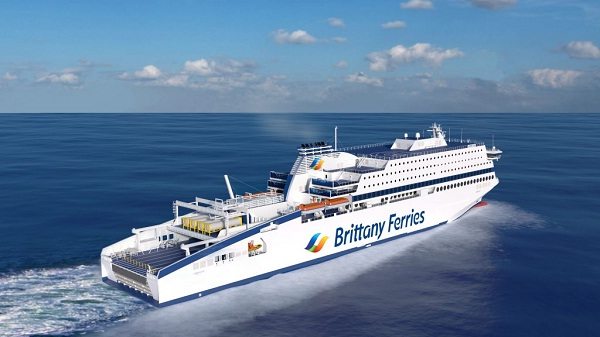 Brittany Ferries: Delivery of New LNG-Powered Ferry Delayed 5