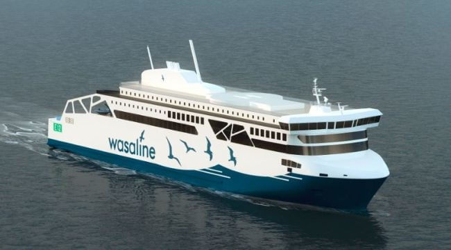 Foreship Ensures Wasaline Ferry Is Designed For Lean, Green And Flexible Performance 1