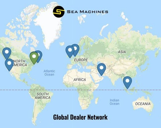 Developer Of Autonomous Vessel Control Technology Establishes New Global Dealer Program 5