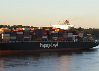 Update: Tugboat to Tow Hapag-Lloyd's Disabled Boxship to Halifax 6