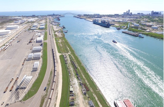 1st Contract for Port of Corpus Christi Dredging Project Awarded 5