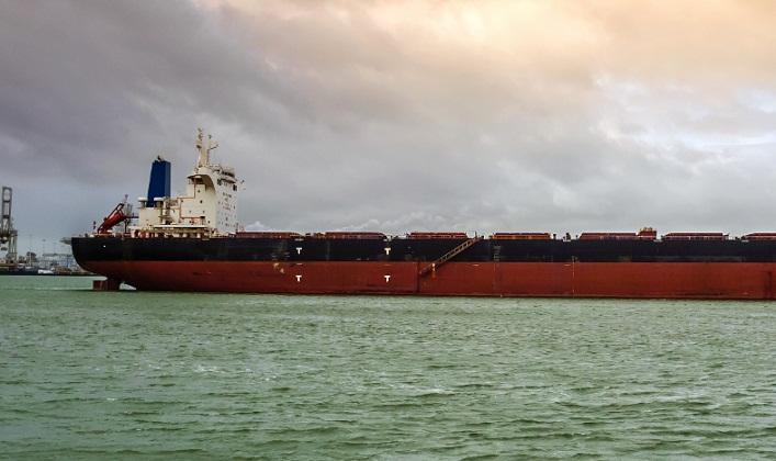 Jinhui Shipping Sells Supramax Bulker 1