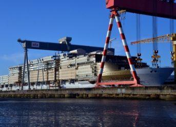 EU to Probe Fincantieri's Chantiers de l'Atlantique Takeover 7