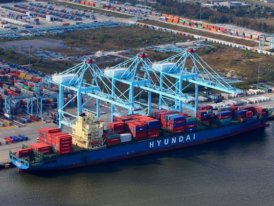 Port of Virginia Sets New Volume Record in 2018 1