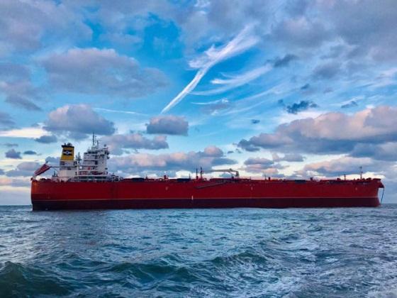 Klaveness Takes Delivery of Its 1st CLEANBU Vessel 5