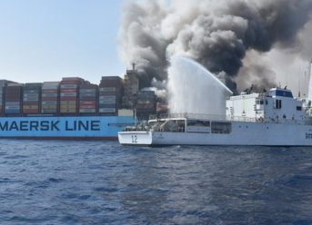 Maersk Honam to Be Shipped to Hyundai Heavy for Rebuilding 6