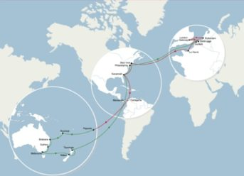 CMA CGM OCEANIA LINES – PAD Service To Resume Weekly Rotations 1