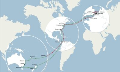 CMA CGM OCEANIA LINES – PAD Service To Resume Weekly Rotations 6