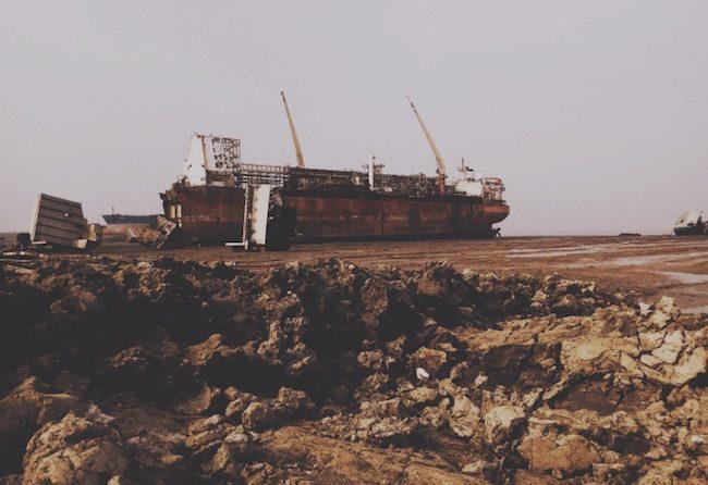 Dutch Ship Owner Faces Huge Fine For Having Beached Vessel 1