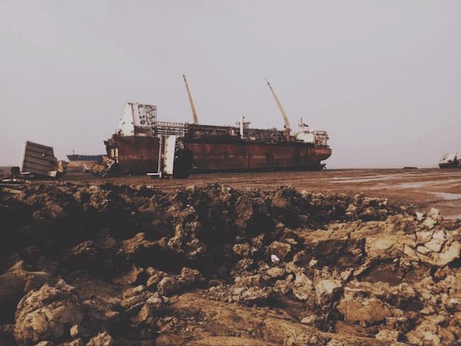 Dutch Ship Owner Faces Huge Fine For Having Beached Vessel 5