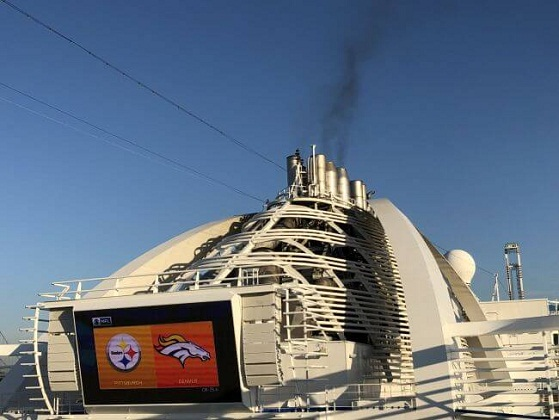 Investigation: Air Quality On Carnival Cruise Ships Can Be Worse Than Some Of World's Most Polluted Cities 5