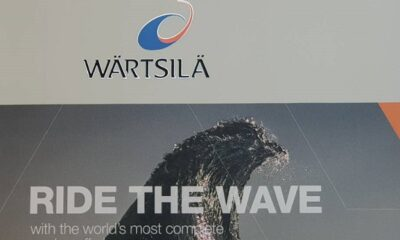 Wartsila to Axe 1,200 Jobs to Save Costs 9