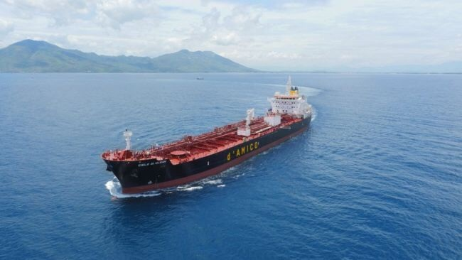 d'AMICO International Shipping S.A. Signs First Japanese Operating Lease Transaction 5