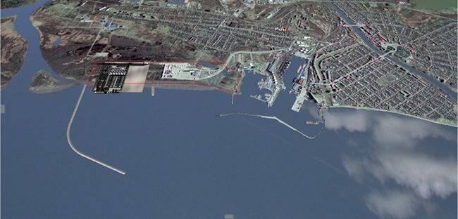 APM Terminals Submits Design For Expansion Of Poti Sea Port 4