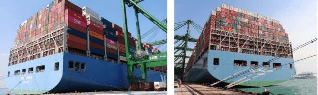 ONE Achieves Container Loading Records In Two Consecutive Weeks 8