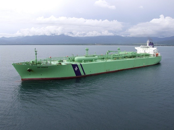BW LPG Recycles 'BW Helios' In Compliance With Hong Kong Convention 1
