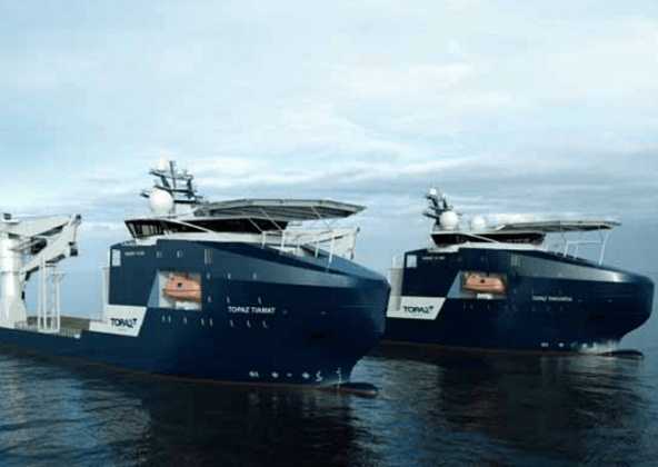 Topaz Successfully Contracts Newbuild Subsea Vessel To Work In Renewables 5