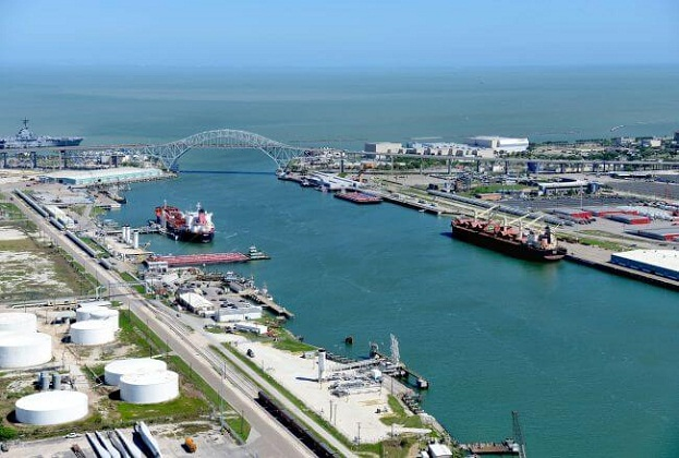 U.S. Army Corps Of Engineers Awards $92 Million Contract For Port Of Corpus Christi Ship Channel Improvement Project 5