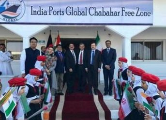 India Takes Over Operations Of Part Of Chabahar Port In Iran 4