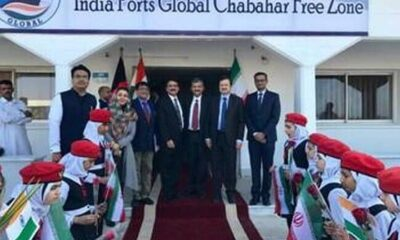 India Takes Over Operations Of Part Of Chabahar Port In Iran 11